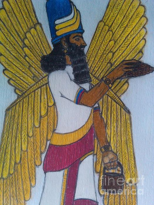 anunnaki-god-utu-isaac-alexandre