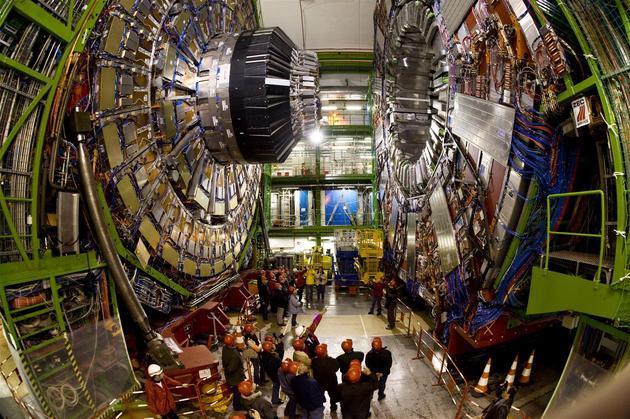 Cern - Geneva bosonul Higgs