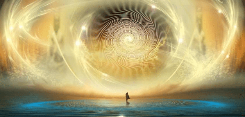cosmos meditatie univers