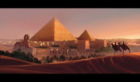 egipt piramide