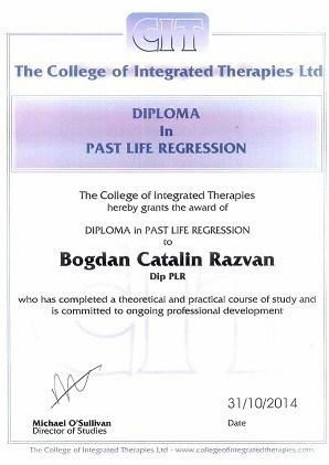 Diploma Regresii Vieti Anterioare Catalin_0011