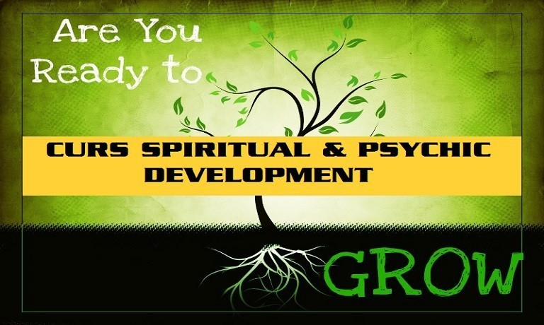 Curs Spiritual &Amp; Psychic Development