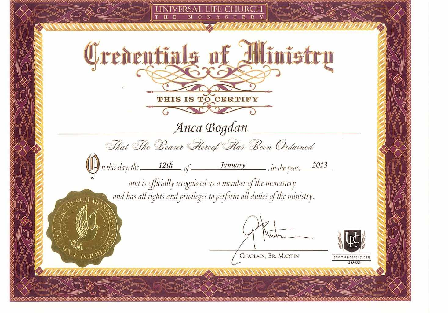 credentials-of-ministry