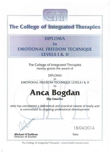 diploma EFT Anca karanna 2