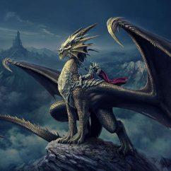 meditatie spiritele naturii dragoni Karanna