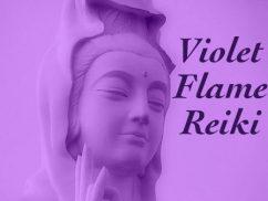 Violet Flame Reiki