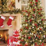 58Aeac96Dd8231623Bd63F2476E064A8 Traditional Christmas Tree Red Christmas