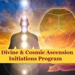 Logo-ul grupului Divine & Cosmic Ascension Initiations Program