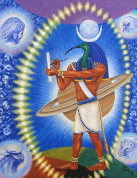 Thoth In The Path Of Tav Rebecca Steelman Tablitele De Smarald Ale Lui Thoth Atlanteeanul
