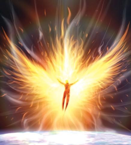 Arhanghelul Gabriel2 Rugaciunea Lumanarilor Aprinse