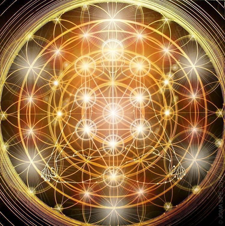 Flower Of Life 8 Materializati-Va Gandurile In 17 Sec