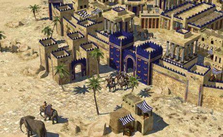 Ishtargate1 Intervenţia Zeilor Acum 455.000 De Ani - Ninharsag, Enlil Si Enki - Atlantida Si Lemuria