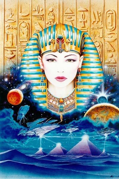 Egipt 21 Atlantii Egiptului Antic Si Misterul Initierilor