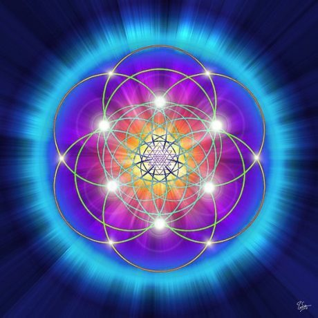 Flower Of Life 9 936 Hz - Activator Al Gladei Pineale &Amp; Acordajul Dimensional Al Glandei Pineale - Tom Kenyon