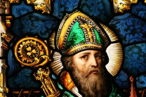St Patrick Rugaciune De Protectie - Platoşa Sfântului Patrick