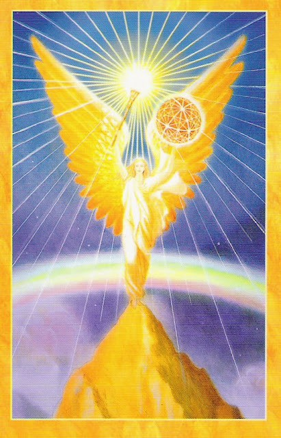 Archangel Oracle Cards Back Viata Intre Doua Lumi Si 21 Decembrie 2012