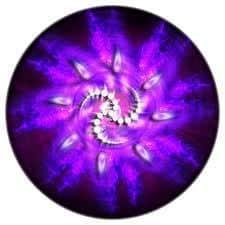 Violet Flame2 Silver Violet Flame Reiki