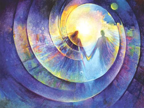 Spiritualitate Ascensiune