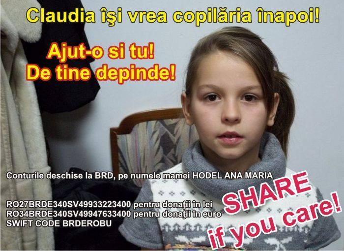 Claudia Donatii Caritate