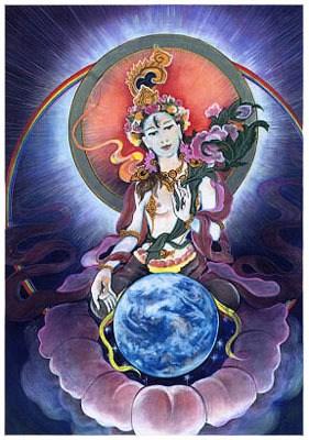 Powhitetara400Pm Tara, Marea Putere Cosmică A Compasiunii
