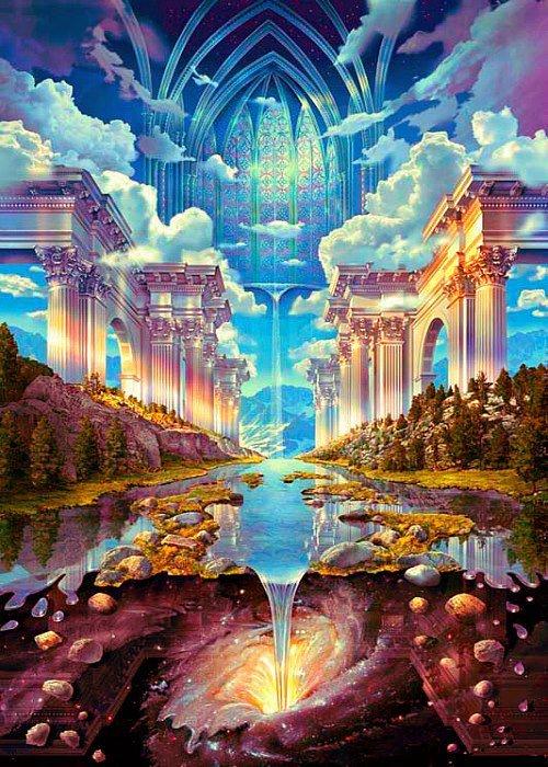 Initiere Karanna © - Atman Spiritual Connection Attunement