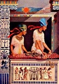 Arkenaton Nefertiti