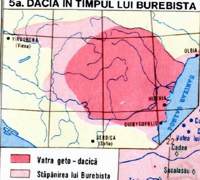 Imperiul Dacia Geti