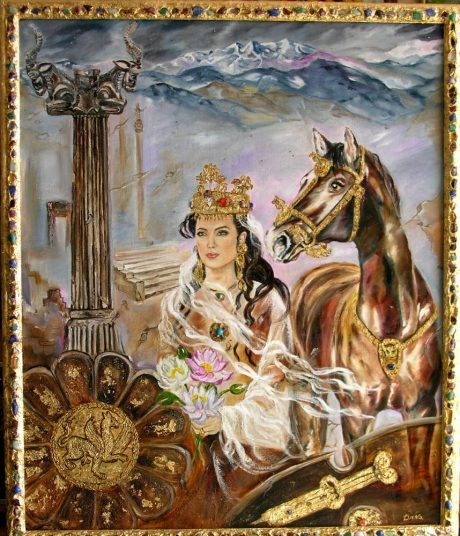 Tomiris Regina Legendara A Massagetilor3 Tomiris – Regina Legendară A Massageţilor