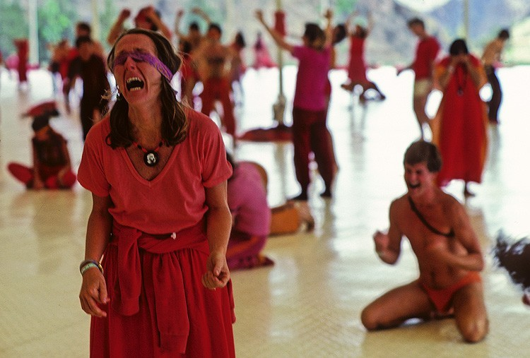 Meditatia Dinamica Osho