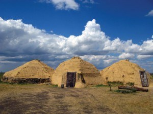 Cetatea Arkaim Masageti Tomiris