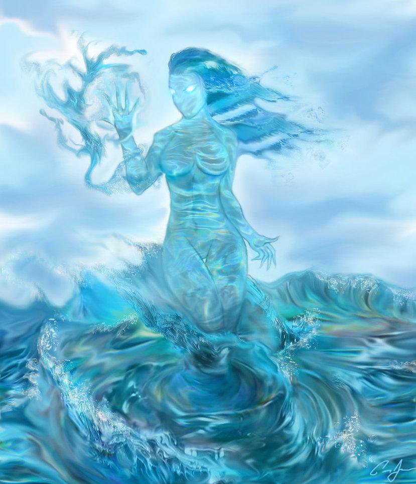 Element Apa Meditatie Meditatie De Conectare La Elementul Apa - Initierea Apei