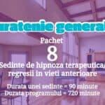 8 Program Combinat De Hipnoza, Regresie &Amp; Consiliere - Curatenie Generala