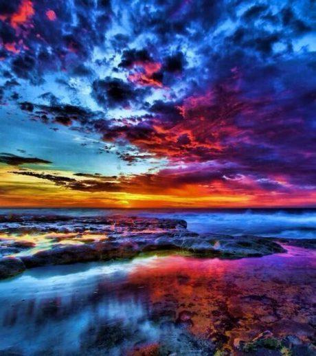 Energia Matricei – Culorile: Harta Culorilor