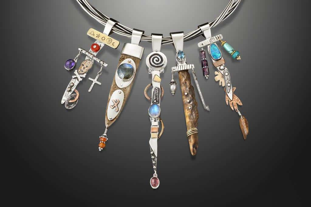 Talisman Collection Collar Talismane Si Amulete Magice