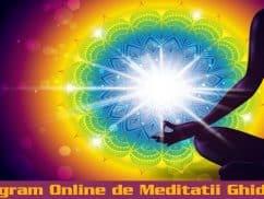 Program Meditatii