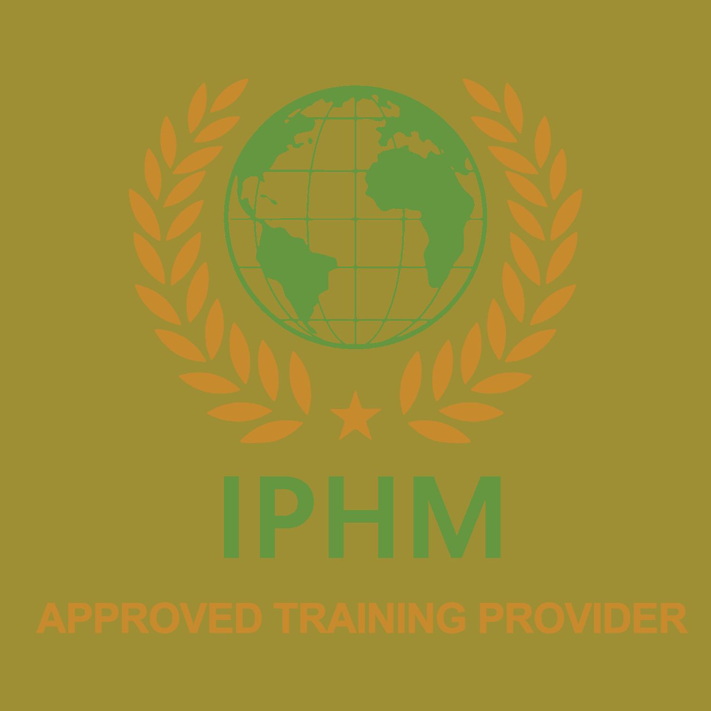 iphm acreditare logo