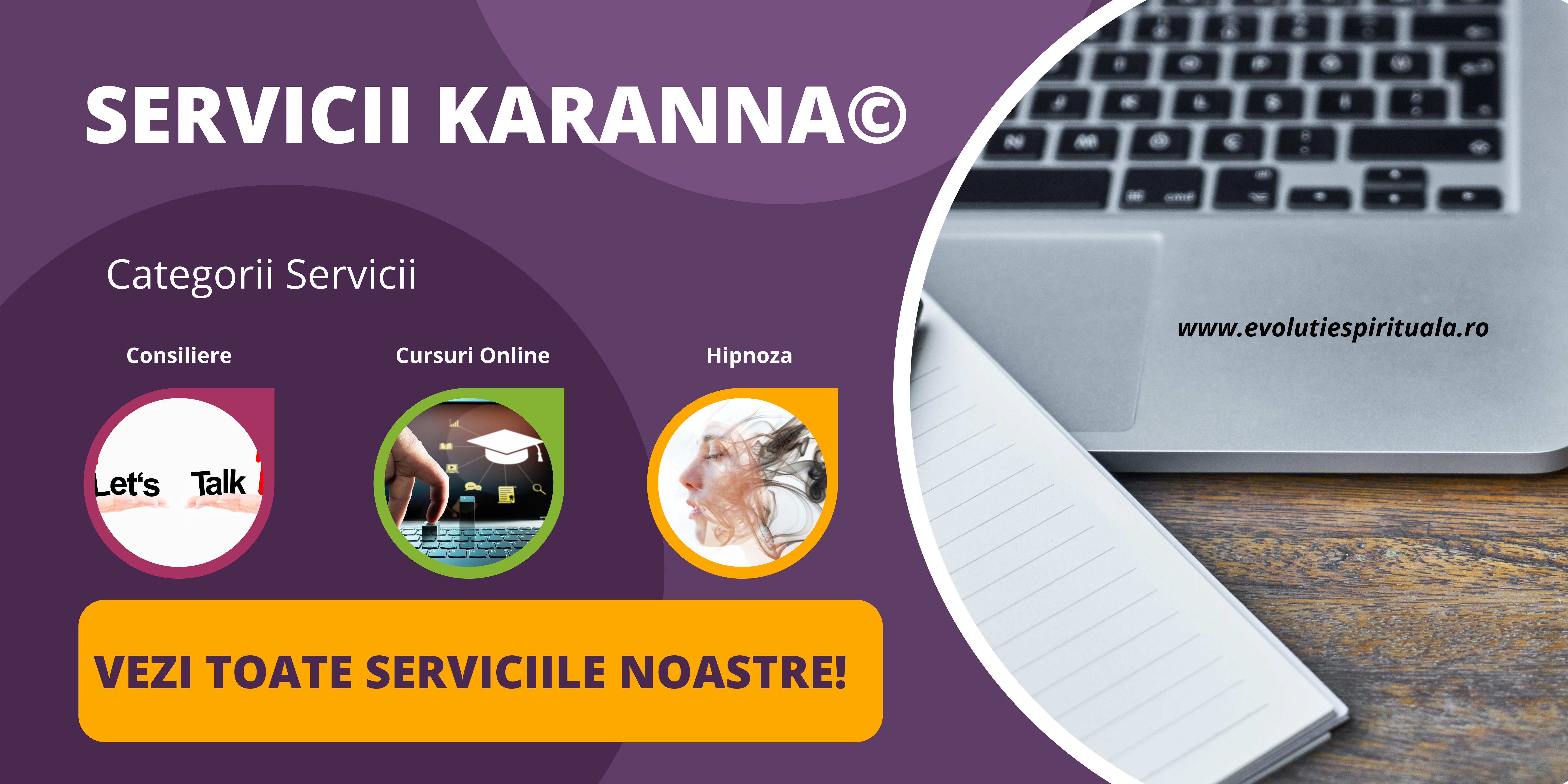 Servicii Karanna Banner